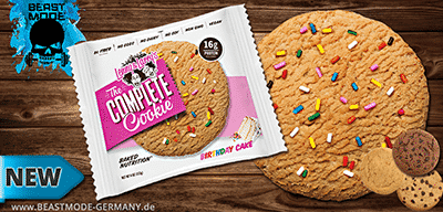 Beastmode Lenny and Larry Protein Cookies