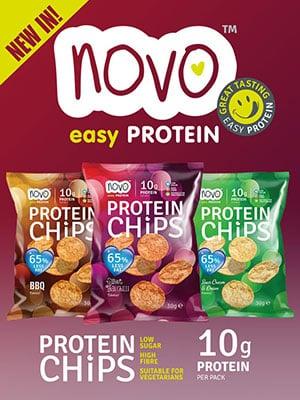 Novo Protein Chips günstig in Deutschland kaufen Neu