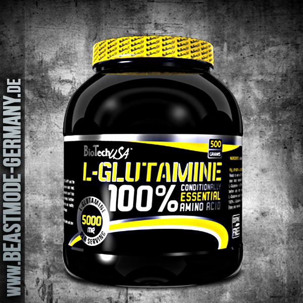 Beastmode-BioTechUSA-L-Glutamine