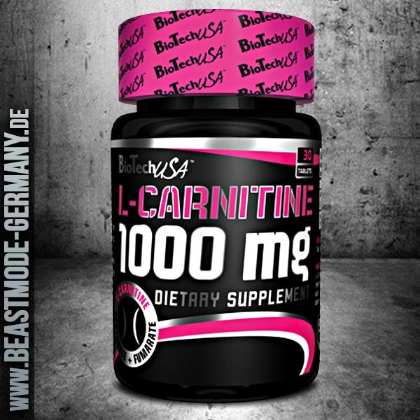 Beastmode_BioTechUSA-L-Carnitine-1000mg