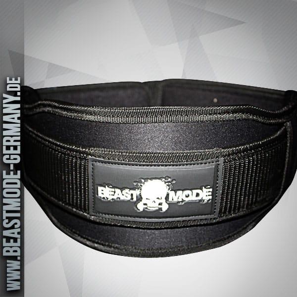 Beastmode-Nylonguertel-Front