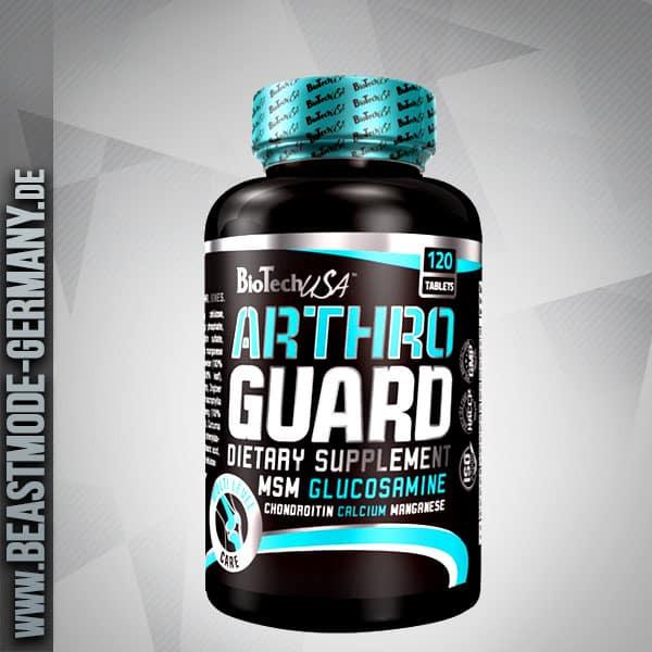 beastmode-biotech-usa-arthro-guard-msm glucosamine calcium 120stk