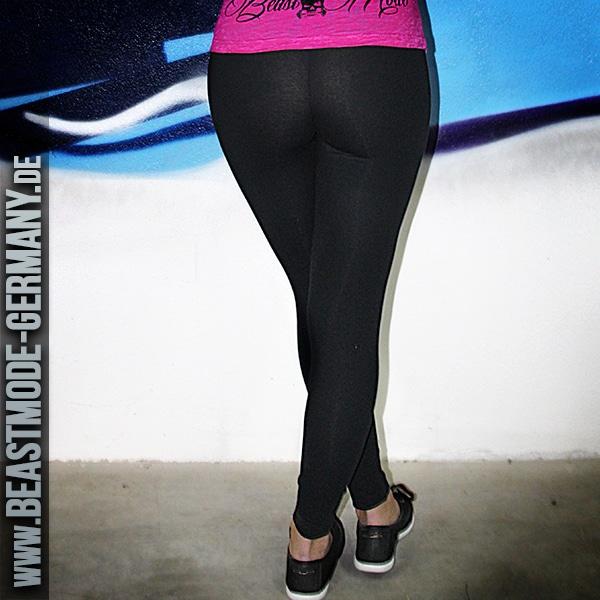 Beastmode_Damen-Leggings-schwarzback