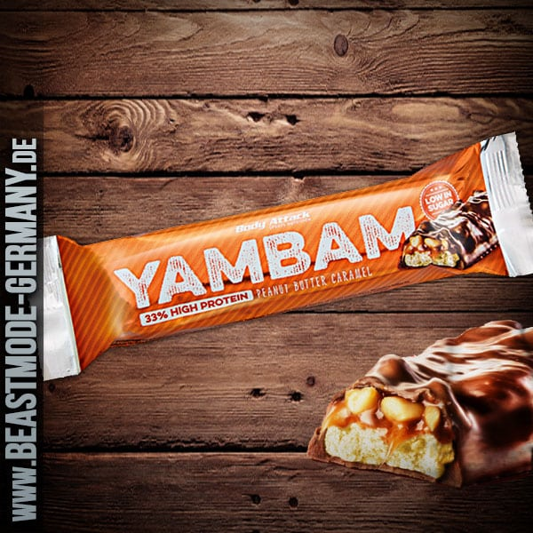 Beastmode-Bodyattack-Yam-Bam-Riegel-Peanut-Butter-Caramel