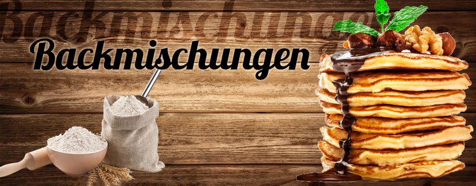 Oat King Backmischungen