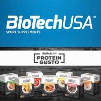 Biotech USA Protein Gusto Mahlzeiten