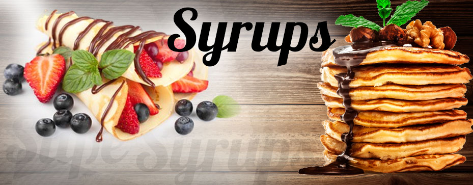 Süße Syrups