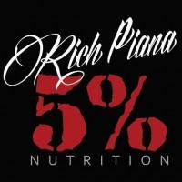 5% Nutrition Rich Piana
