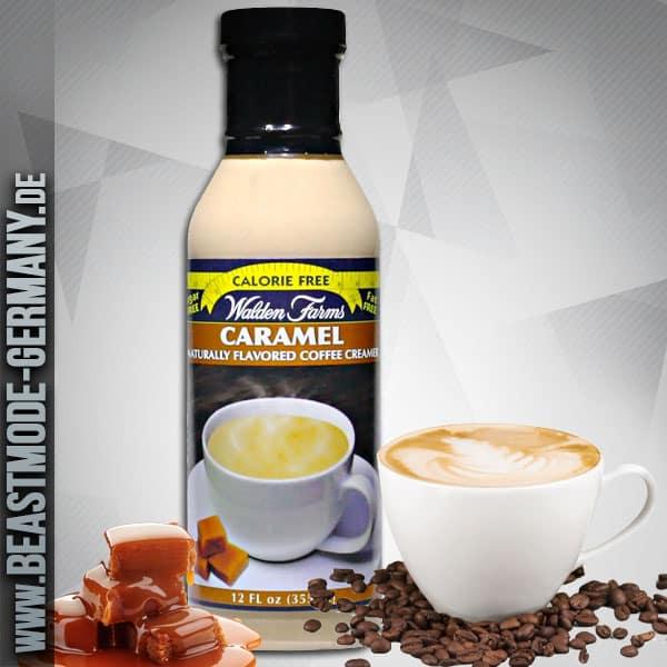 Beastmode Walden Farms Coffee Creamer Caramel