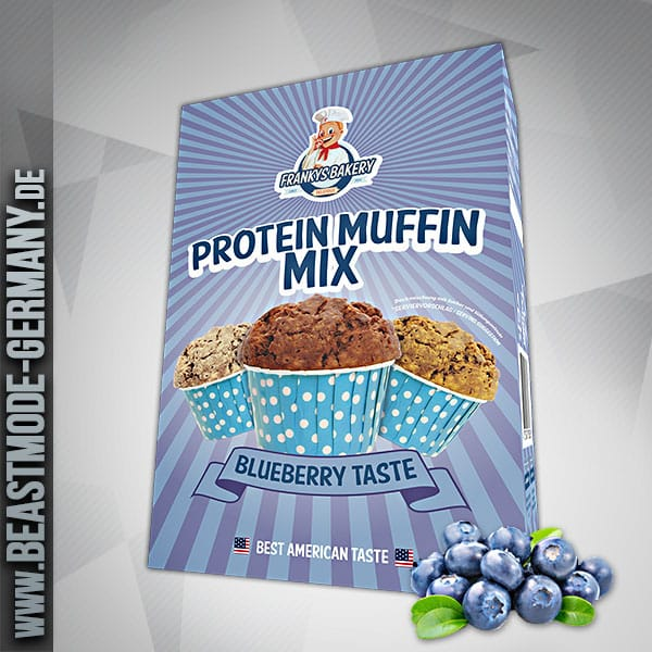beastmode-frankys-bakery-protein-muffin-mix-backmischung-Blueberry