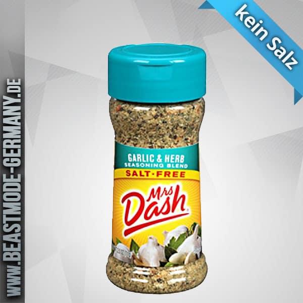 beastmode-cheatday-mrs-dash-garlic-herb