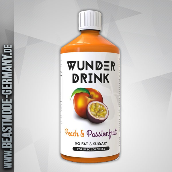 beastmode-wunder-company-wunder-drink-konzentrat-peach-passionsfrucht
