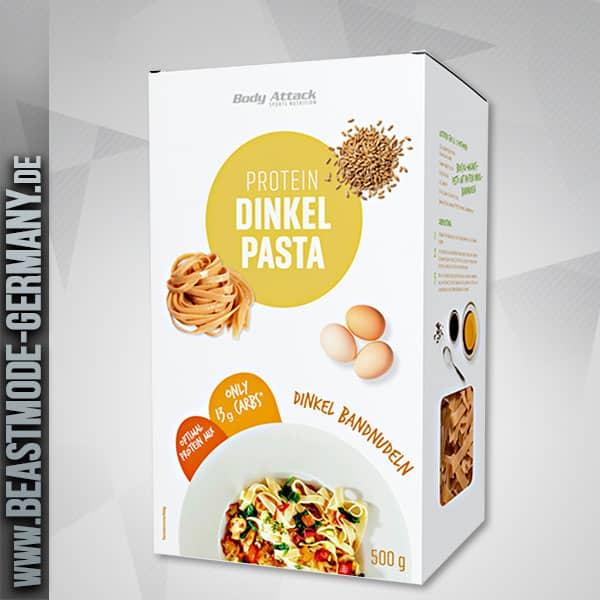 beastmode-body-attack-protein-dinkel-pasta-bandnudeln