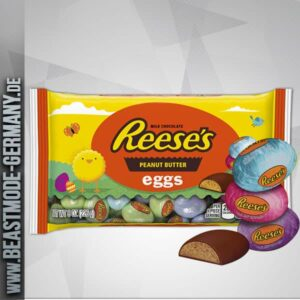 beastmode-cheatday-reeses-easter-pastell-eggs-easter