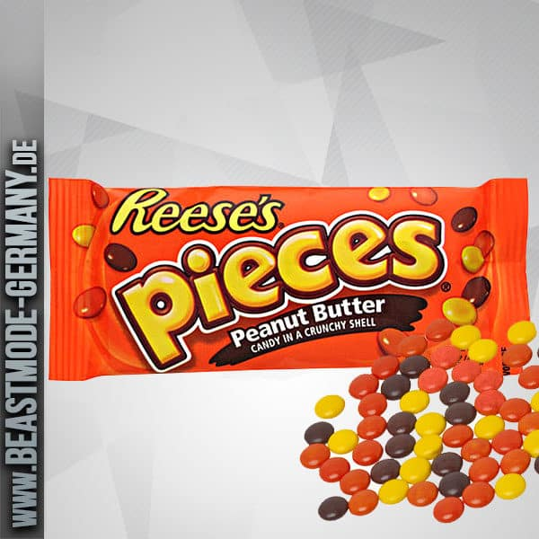 Reeses Pieces Candy 43g Beastmode Germany Shop